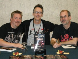 Gary McMahon, S. G. Browne, John Everson